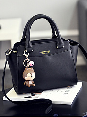 Cartoon Squirrel Pu Crossbody Bag