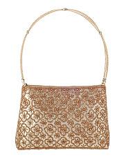 Floral-Beading-Handle-Evening-Clutch-Bag