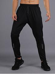Mens-Sport-Quick-Dry-Elastic-Waist-Jogger-Pants