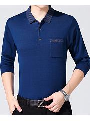 Polo-Collar-Plaid-Mene28099S-Knitwear