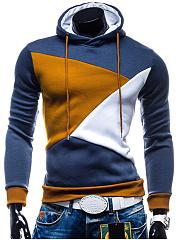 Trendy-Color-Block-Drawstring-Men-Hoodie