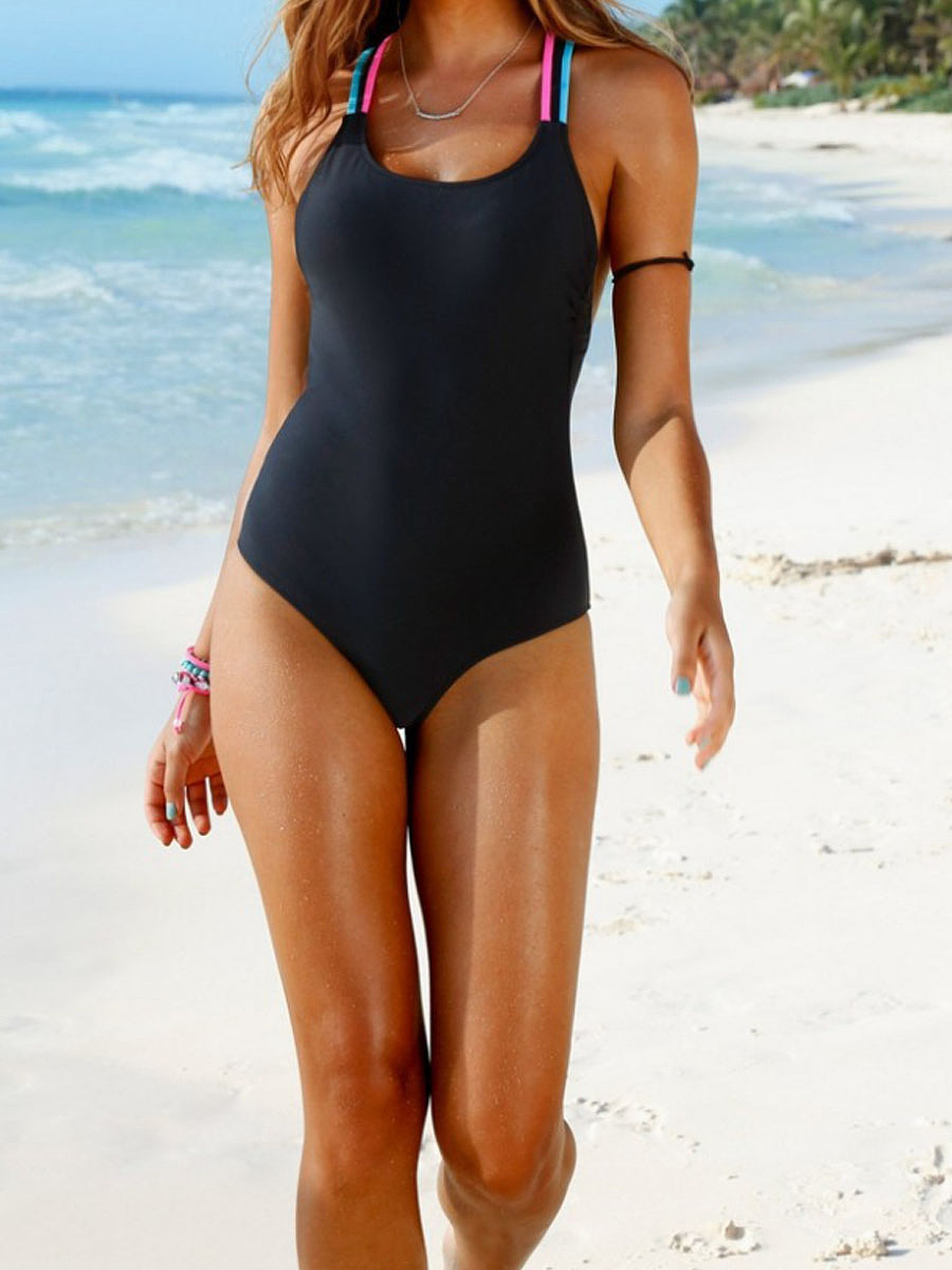 Plain One Piece