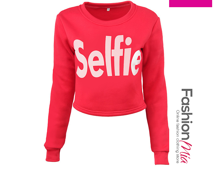 material:blend, collar&neckline:round neck, sleeve:long sleeve, more_details:exposed navel, pattern_type:letters*printed, occasion:street, season:autumn, package_included:top*1, length:45,shoulder:39,sleeve length:58,bust:86,