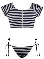 Round-Neck-Zips-Printed-Bikini