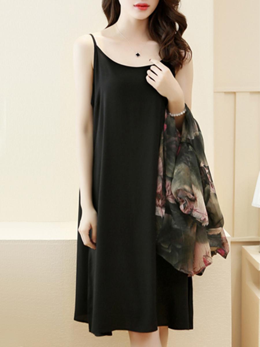 Casual Chiffon Dresses
