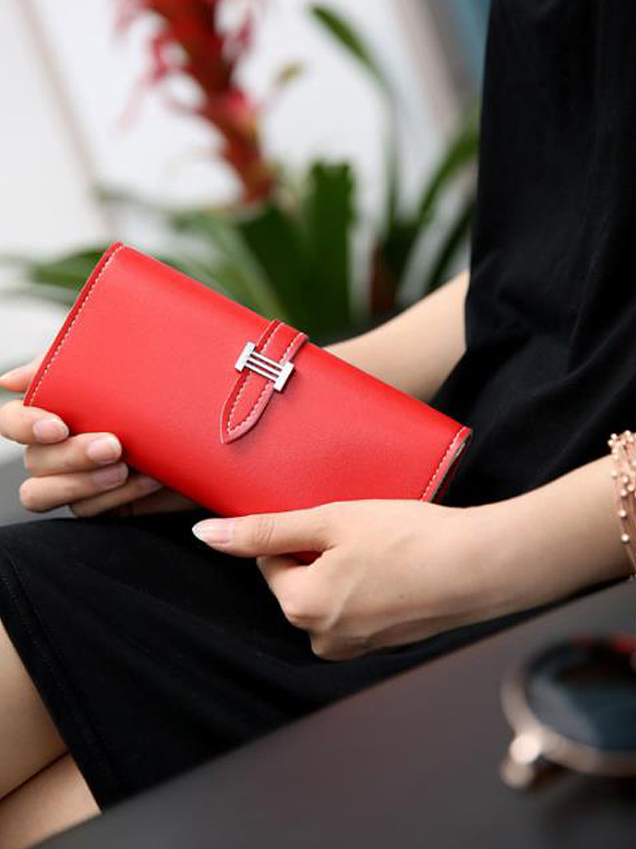 Hot New Plain Simple Stylish Phone Bag & Wallet