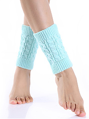 Plain Coloured Socks