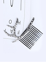 Antlers Shape Hair Comb
