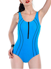 Front-Close-Perfect-Shape-Hollow-Crossback-Stretchy-Juniors-Swimsuits