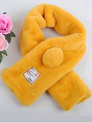 Fashion-Bobble-Faux-Fur-Collar-Wool-Ball-Series-Wrap-Scarf