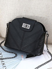 Decortive Hardware Crossbody Bags For Women