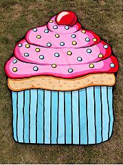 Cute-Designed-Cupcake-Shaped-Beach-Shawl