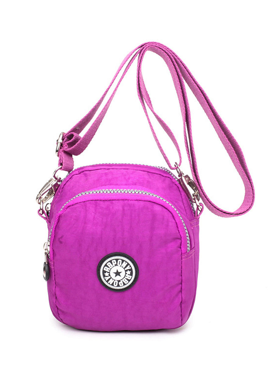 Nylon Clutch Bags Mini  Crossbody Bag