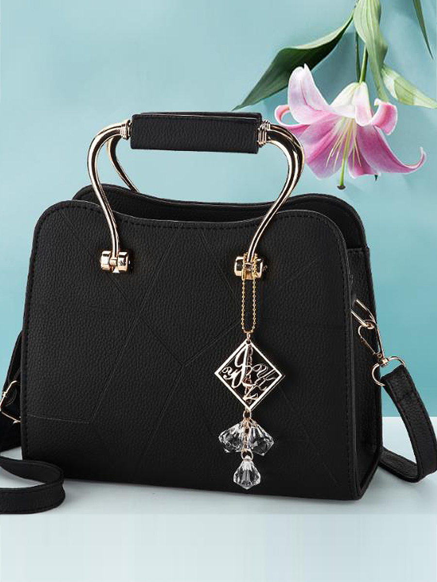 High Quality Fashion Style Zipper Special Hand Bag