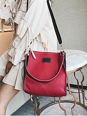 Color-Block-Squared-Pu-Shoulder-Bag