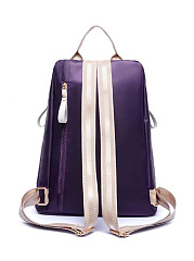 High Quality Three Pieces Nylon Overall Backpacks & Crossbody Bag