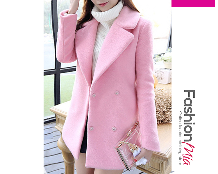 gender:women, hooded:no, thickness:regular, brand_name:fashionmia, outerwear_type:coat, style:elegant,fashion,japan & korear, material:corduroy,woolen, collar&neckline:lapel, sleeve:long sleeve, pattern_type:plain, supplementary_matters:all dimensions are measured manually with a deviation of 2 to 4cm., occasion:basic,daily,date, season:autumn,winter, package_included:top*1, lengthshouldersleeve lengthbust