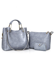 Three Pieces Claassic Shoulder Bags