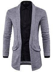 Lapel-Pocket-Plain-Mene28099S-Cardigan