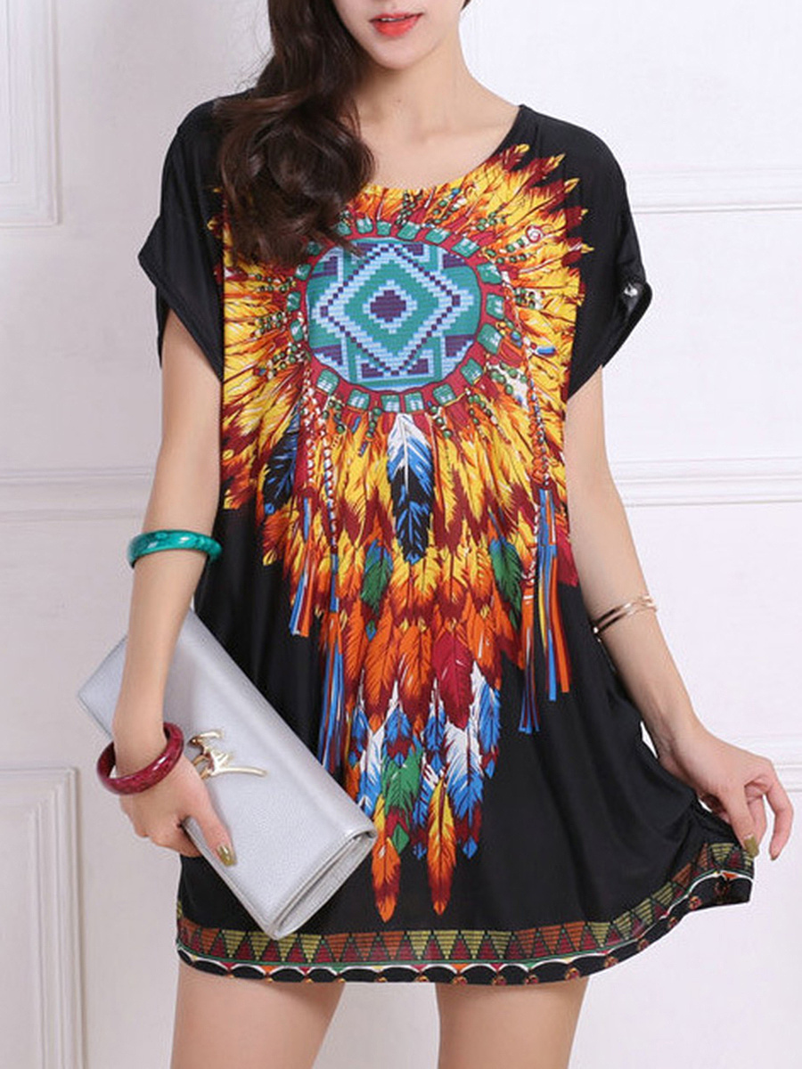 https://www.fashionmia.com/Products/round-neck-feather-printed-mini-shift-dress-188473.html