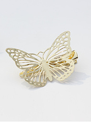 Hollow Out Butterfly Hair Clip