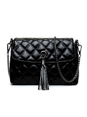 Quilted-Tassel-High-Quality-Chain-Crossbody-Bag