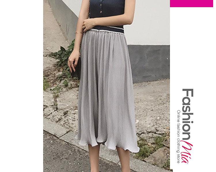 Lightweight  Plain  High-Rise Casual Pants For Women