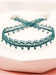 Lace Chic Chocker For Women