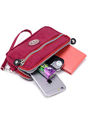 Mini Waterproof Bag Coin Phone Bag