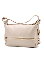 Simple Stylish Pu Crossbody Bag