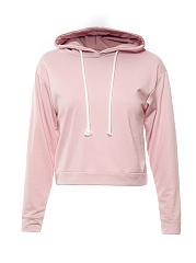 Plain  Long Sleeve Hoodies
