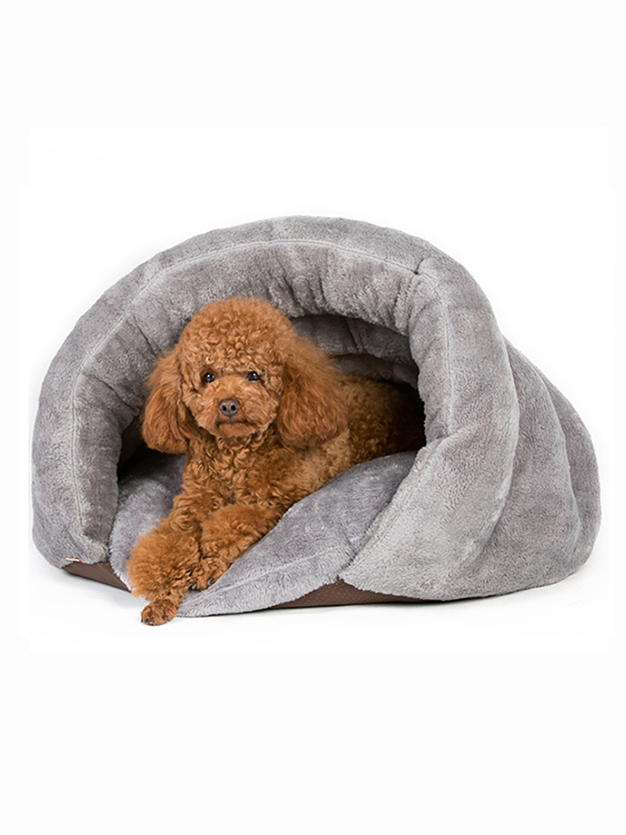 Thick Fleece Waterproof Dog House