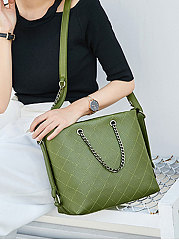 Vintage And Simple  Women Crossbody Bags