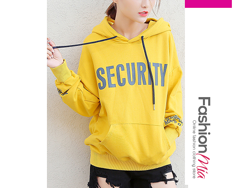 material:cotton blend, collar&neckline:hooded, sleeve:long sleeve, embellishment:kangaroo pocket, pattern_type:letters*printed, occasion:casual*street, season:autumn*spring, package_included:top*1, length:68,shoulder:57,sleeve length:48,bust:112,