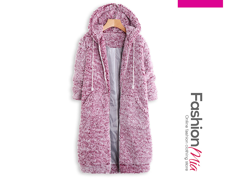 gender:women, hooded:yes, thickness:regular, brand_name:fashionmia, outerwear_type:coat, style:fashion,japan & korear, material:polyester, collar&neckline:hooded, sleeve:long sleeve, embellishment:drawstring, pattern_type:plain, how_to_wash:machine wash, occasion:basic,daily,date, season:autumn,winter, package_included:top*1, lengthsleeve lengthbust