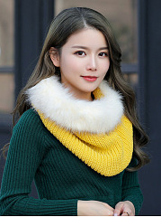 Warm Fashion Scarf