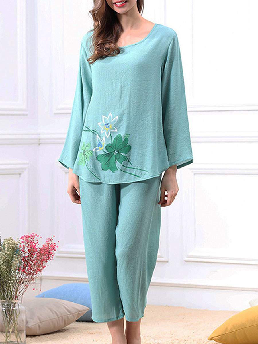 bear lovely warm spring women sleepwear pajamas comforter luxurious clothing animal pijamas flannel keep set home autumn product comfortable