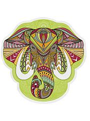 Unique-Elephant-Printed-Beach-Shawl
