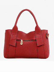 Superior New Zipper Slit Pocket Hand Bag & Shoulder Bag