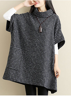 Coton Patch Pocket Striped