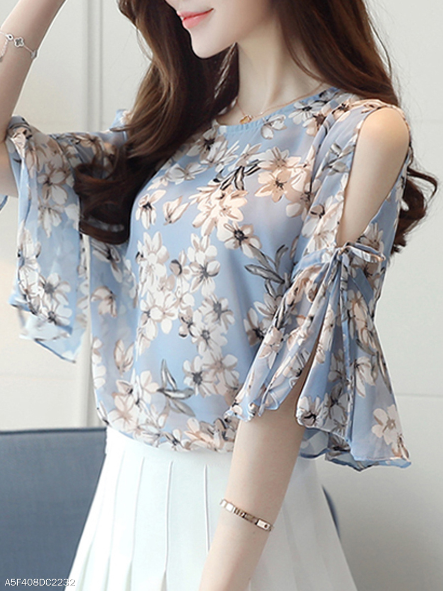 https://www.fashionmia.com/Products/summer-chiffon-women-open-shoulder-printed-bell-sleeve-half-sleeve-blouses-184595.html