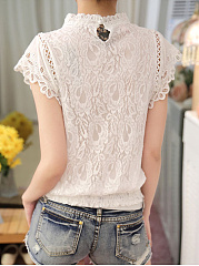 Casual spring fashion Plain Sexy Off-Shoulder Tunic For Women repair end brand