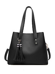 Black New Style Women Shoulder Bags