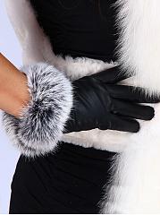 Fur-Decorative-Leather-Gloves