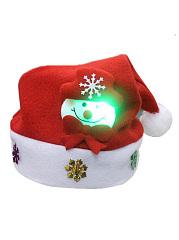LED-Christmas-Cap