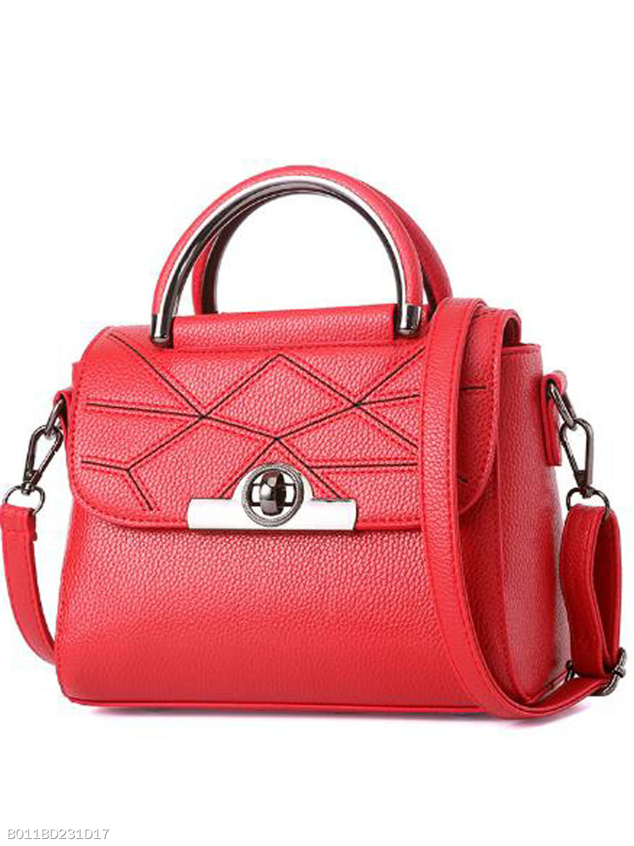 Elegant Exquisite Cute PU Shoulder Bag