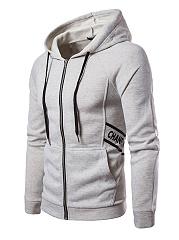 Hooded-Patch-Pocket-Letters-Raglan-Sleeve-Men-Coat