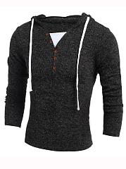 Hooded-Plain-Mene28099S-Knitwear