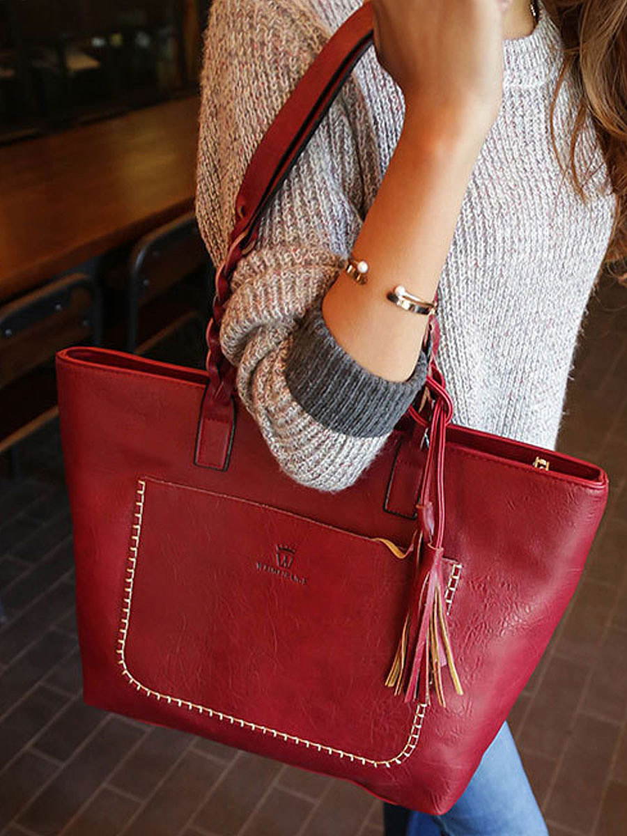 New Fashion Style Fringe Shoulder Bags