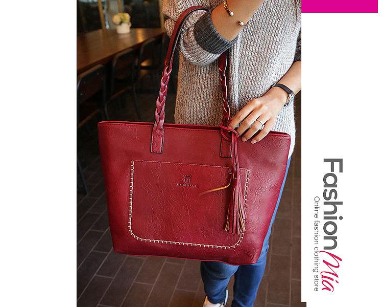 New Fashion Style Fringe Shoulder Bags